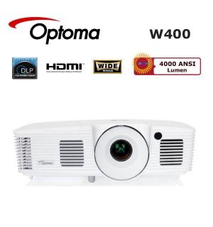 Optoma W400 HD Projeksiyon Cihazı