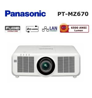 Panasonic PT-MZ670 Projeksiyon Cihazı