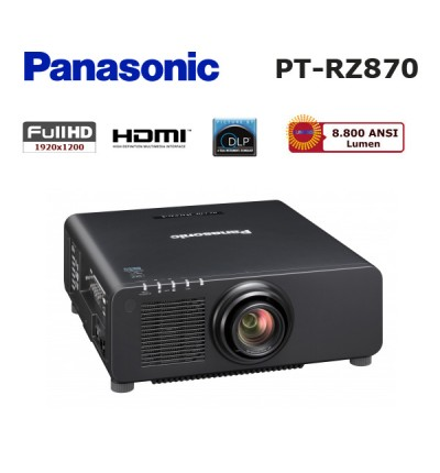 Panasonic PT-RZ870 Projeksiyon Cihazı
