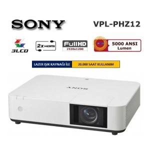 SONY VPL-PHZ12 Full HD Lazer Projeksiyon Cihazı