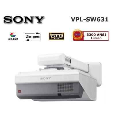 Sony VPL-SW631 HD Ultra Kısa Mesafe Projeksiyon Cihazı