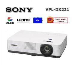 SONY VPL-DX221 Projeksiyon Cihazı