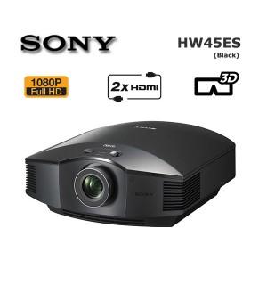 Sony VPL-HW45ES 3D Ev Sinema Projeksiyon (Siyah Renk)