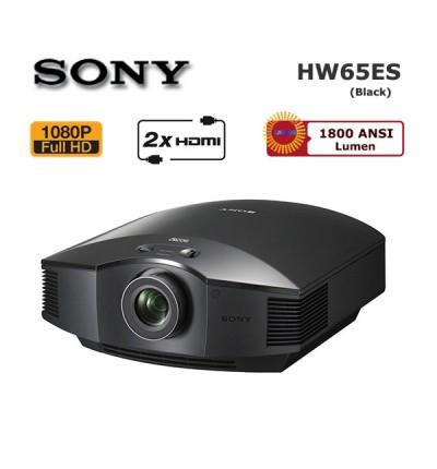 Sony VPL-HW65ES Full HD Ev Sinema Projektör (Siyah)