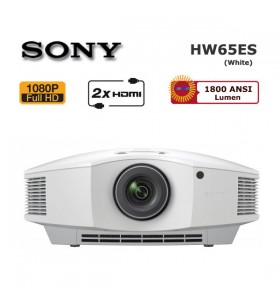 Sony VPL-HW65ES Full HD Ev Sinema Projektör (Beyaz)