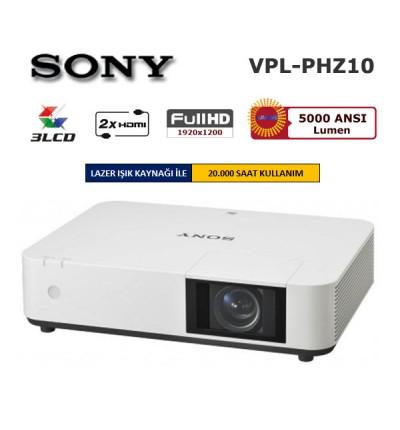 SONY VPL-PHZ10 Lazer Full HD Projektör