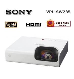 Sony VPL-SW235 Kısa Mesafe Projeksiyon Cihazı