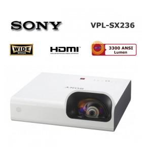 Sony VPL-SX236 Kısa Mesafe Projeksiyon Cihazı