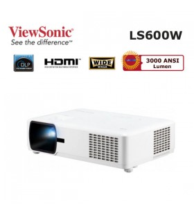 Viewsonic LS600W LED Projeksiyon Cihazı