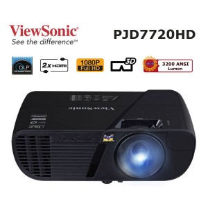 Viewsonic PJD7720HD Full HD 1080p Projeksiyon Cihazı