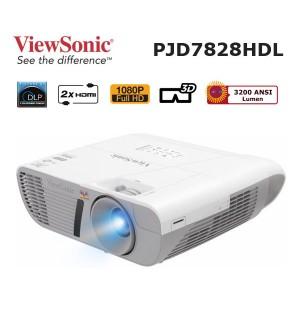 Viewsonic PJD7828HDL Ev Sinema Projeksiyon