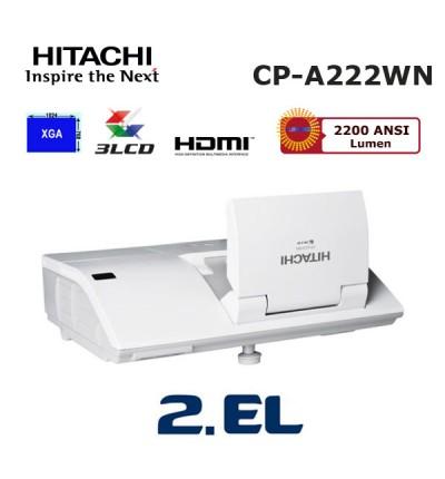 Hitachi CP-A222WN İkinci El Projeksiyon Cihazı