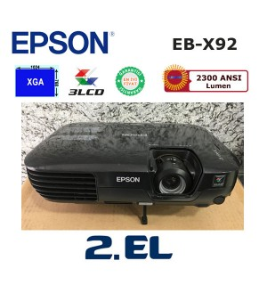 EPSON EB-X92 İkinci El Projeksiyon Cihazı