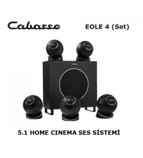 Cabasse EOLE4 Ev Sinema Ses Sistemi 5.1