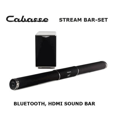 Cabasse Kablosuz Soundbar Ses Sistemi Seti