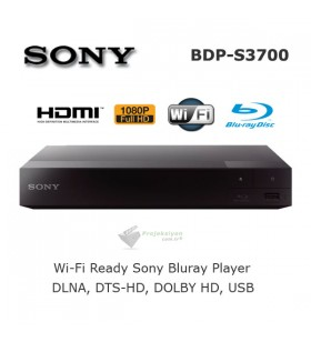 SONY BDP-S3700 Blu-ray Disc Player