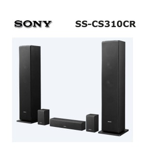 SONY SS-CS310CR Ev Sinema Speaker Seti (5'li Paket)