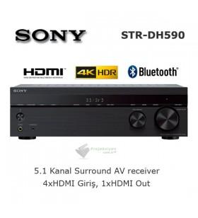 SONY STR-DH590 AV Receiver Anfi (Amplifikatör)