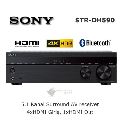 SONY STR-DH590 AV Receiver