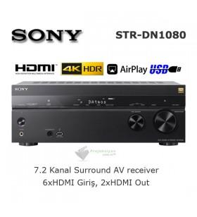 SONY STR-DN1080 AV Receiver Anfi (Amplifikatör)
