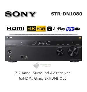 SONY STR-DN1080 AV Receiver