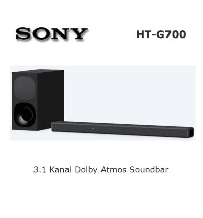 SONY HT-G700 Soundbar Ses Sistemi