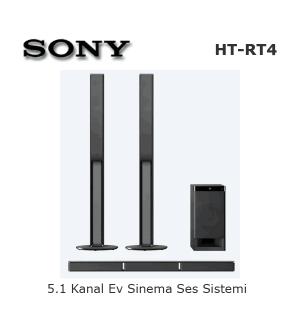 SONY HT-RT4 Ev Sinema Soundbar Ses Sistemi 5.1 Kanal
