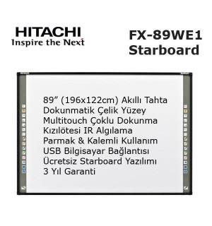 Hitachi Starboard FX-89WE1 Akıllı Tahta