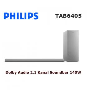 PHILIPS TAB6405 Soundbar Ses Sistemi (Gümüş)