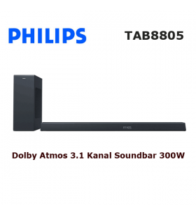 PHILIPS TAB8805 Soundbar Ses Sistemi