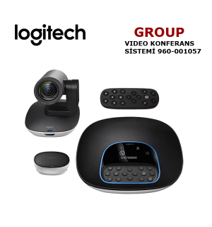 Logitech Group Video Konferans Sistemi (960-001057)