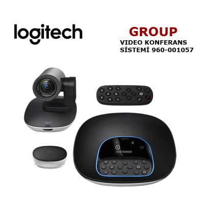 Logitech Group Video Konferans Sistemi (960-001057)