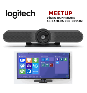 Logitech Meetup Video Konferans Kamerası (960-001102)