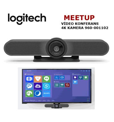 Logitech Meetup Video Konferans Kamerası (960-001102)