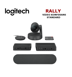Logitech Rally Standard Video Konferans Sistemi (960-001218)