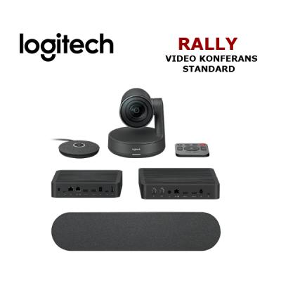 Logitech Rally Standard Video Konferans Sistemi (960-001218)