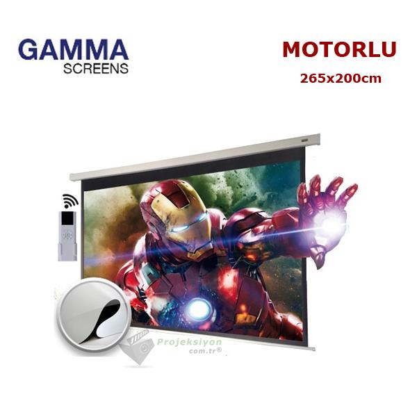 gamma screens projeksiyon perdesi