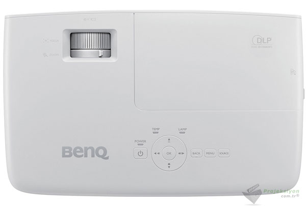 benq w1090 3d full hd projeksiyon cihazi