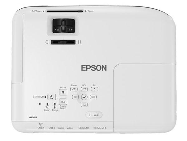 epson eb w41 projeksiyon cihazı
