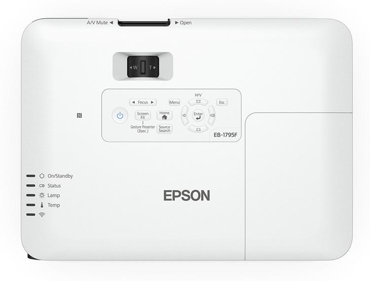epson eb-1795f tasinabilir full hd kablosuz projeksiyon