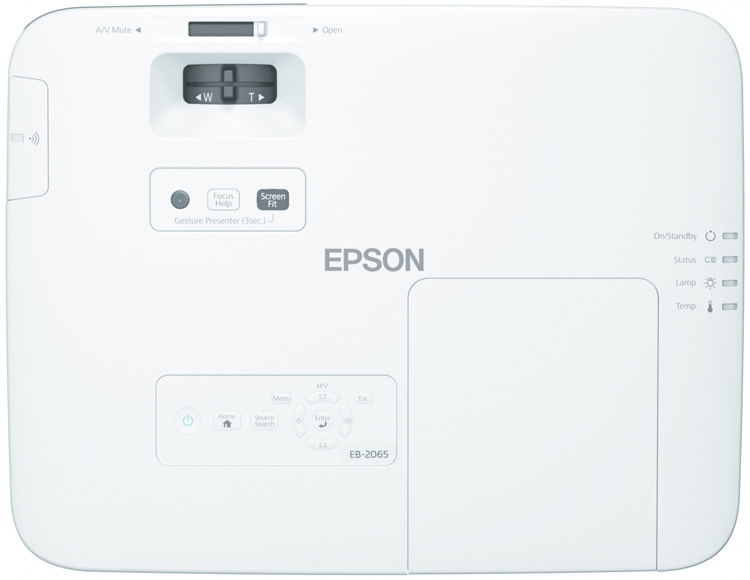 epson eb-2065 kablosuz projeksiyon cihazı