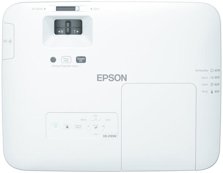 epson eb-2165 kablosuz hd projeksiyon cihazı
