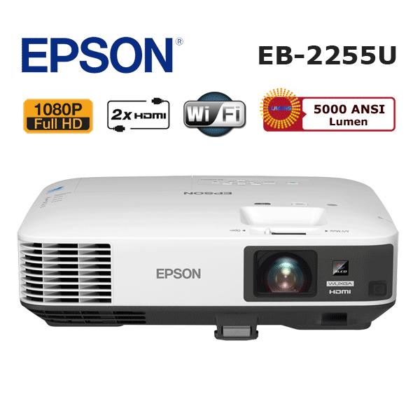epson eb-2255u kablosuz full hd projeksiyon cihazı