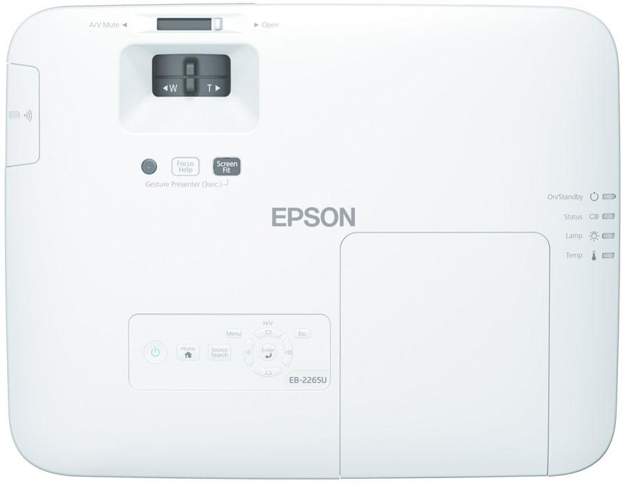 epson eb-2265u kablosuz full hd wifi projeksiyon cihazı