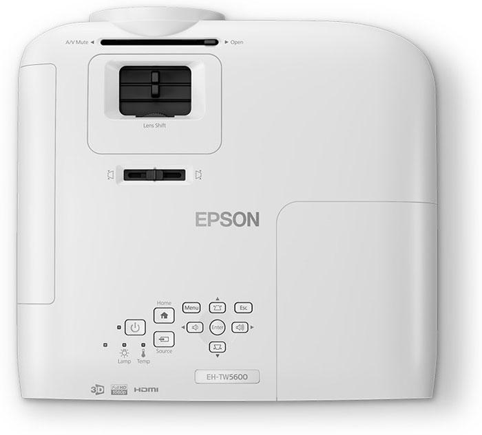 epson eh-tw5600 full hd ev sinema projeksiyonu