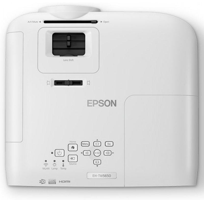 epson eh-tw5650 full hd kablosuz ev sinema projeksiyonu