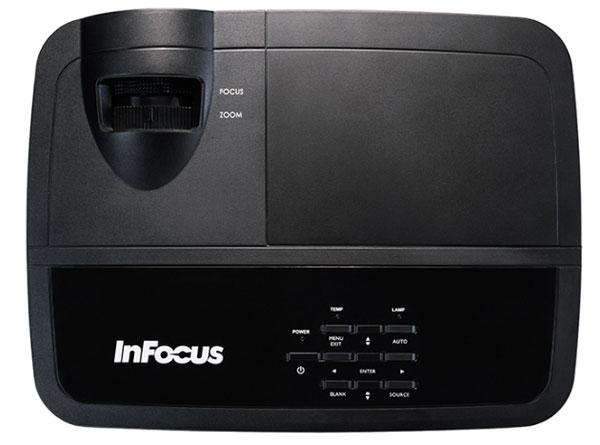infocus in124x projeksiyon cihazi baglantilar