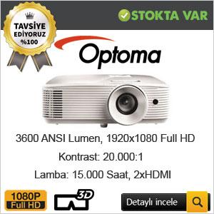optoma eh334 projeksiyon cihazı