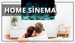 home cinema projektör sistemi