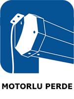 Motorlu Projeksiyon Perdesi